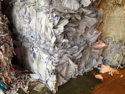 Архив в тюках